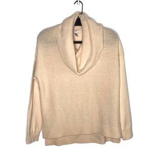 Joie Chesney Cowl Neck Sweater Size Medium